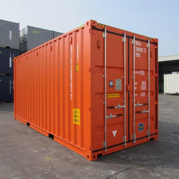 Shipping Container storage untis