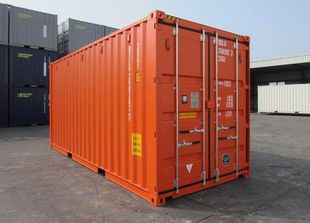 Brisbane shipping container sales and hire